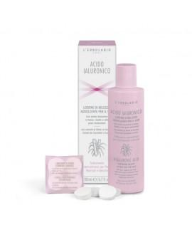 Acido ialuronico Lozione addolcente per il viso – trattamento dermotonico per pelli normali e secche