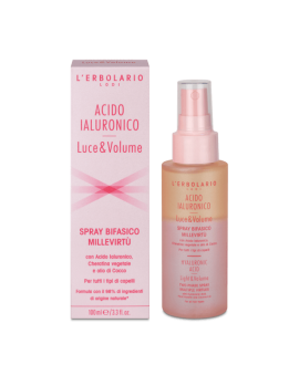 Acido ialuronico Spray Bifasico MilleVirtù Luce&Volume