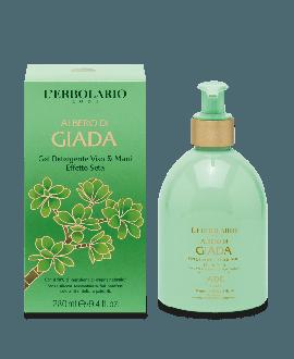 Albero di Giada Gel Detergente Viso & Mani