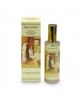 Deodoranti: Aquasport Lozione deodorante al Mirto
