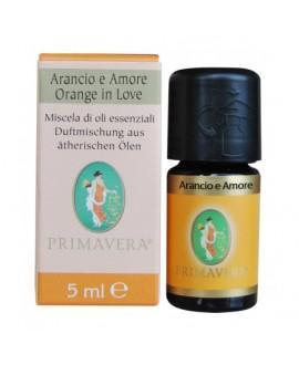 Arancio e Amore miscela