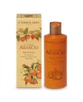 Accordo arancio Bagnoschiuma