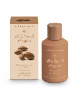 All'olio di argan Olio prezioso per il corpo
