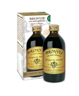 Bronvis liquido analcolico con miele millefiori