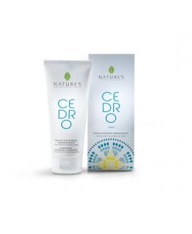 Cedro Uomo: Doccia Shampoo Energizzante