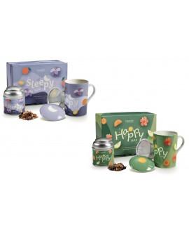 Cofanetto Tea Type