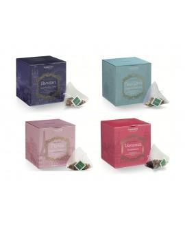 Cubo Le Città del Tè con filtriscrigno