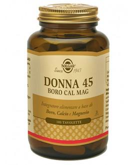 Donna 45, Boro Cal Mag