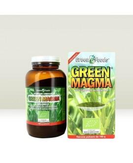 Green Magma Polvere