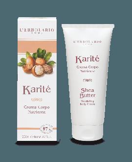 Karitè Crema Corpo Nutriente