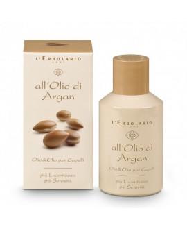All'olio di argan Olio&olio per capelli
