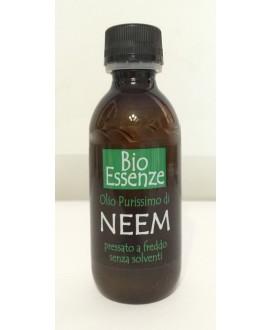 Bioessenze Olio purissimo di Neem