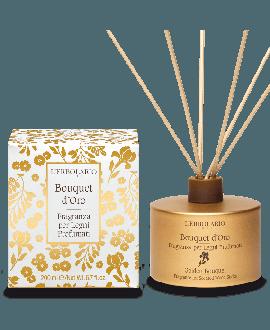 Bouquet d'Oro Fragranza per Legni Profumati