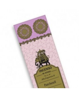 Incenso Patchouli