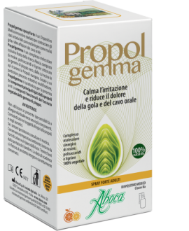 Propolgemma - spray forte adulti