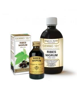 Gemmo 10+ Ribes Nero analcoolico