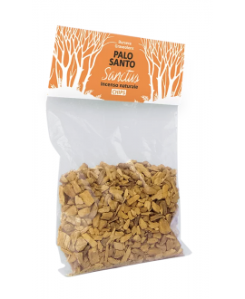 Palo Santo incenso Chips 50 gr