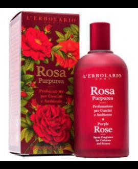 Rosa Purpurea Profumatore Cuscini e Ambiente