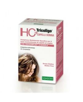 HC+TRICOLIGO® CAPELLI DONNA CON TRICHOMPLES TM E RODIOLA