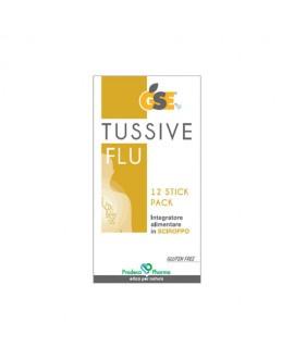 Gse Tussive Flu 12 stick pack