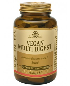 Vegan Multi Digest